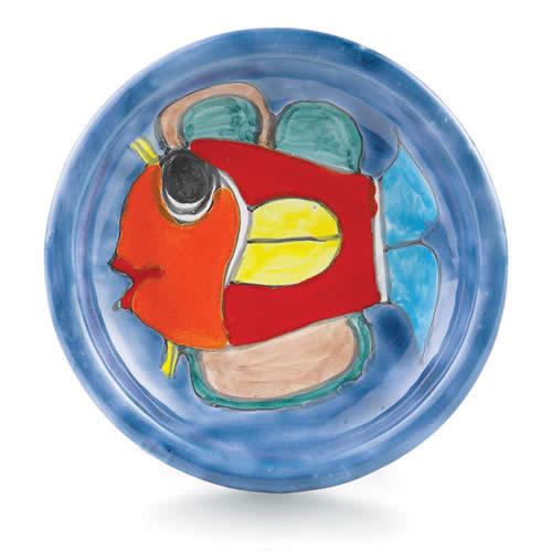 Parrucca Small Dish - Fish