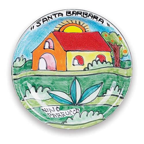 Small Dish - Santa Barbara