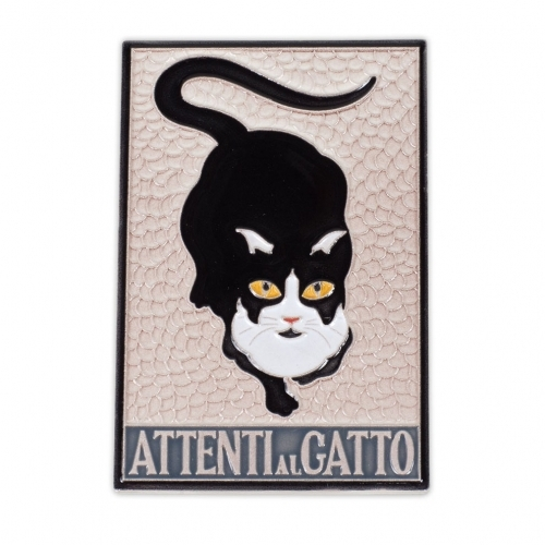 Mind the Cat Tile