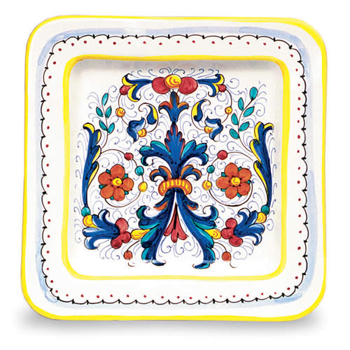 Ricco Large Square Plate