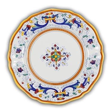 Ricco Fluted Dinner Plate
