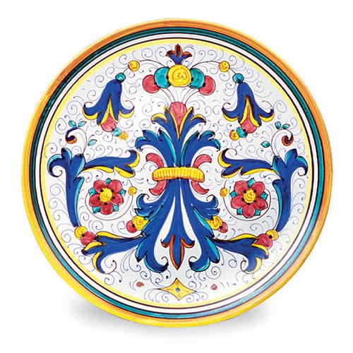 Ricco  Dinnerware Dinner or Decorator Plate