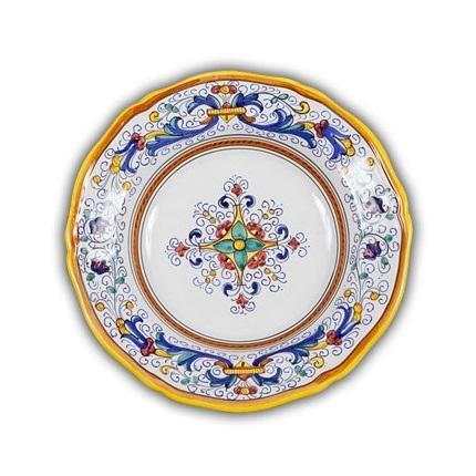 Ricco Fluted Salad Plate