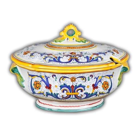 Ricco Oval Soup Tureen