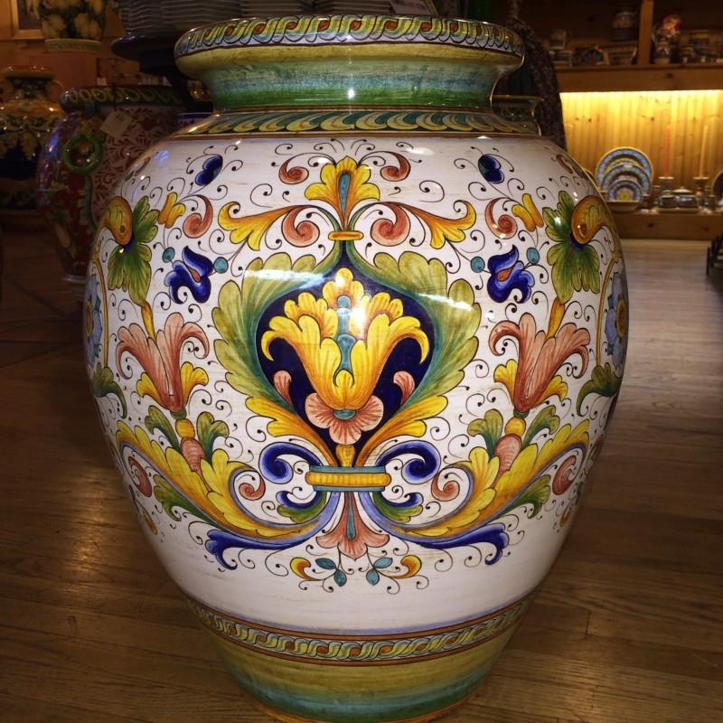 Online shopping from a great selection at Italian Pottery Outlet Store.
