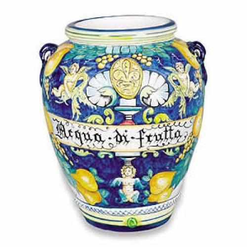 Ornato Small Urn or Large Vase 1
