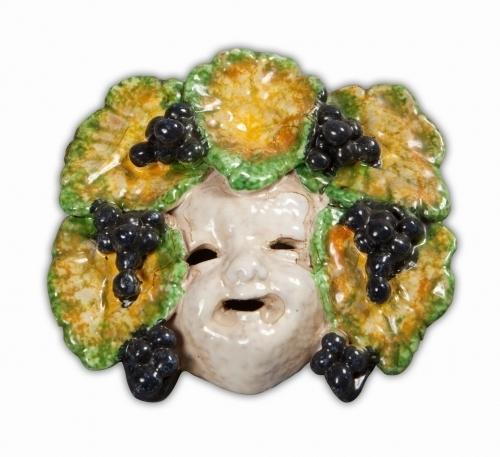 4 Seasons Mask Small - Autunno -Bacchus
