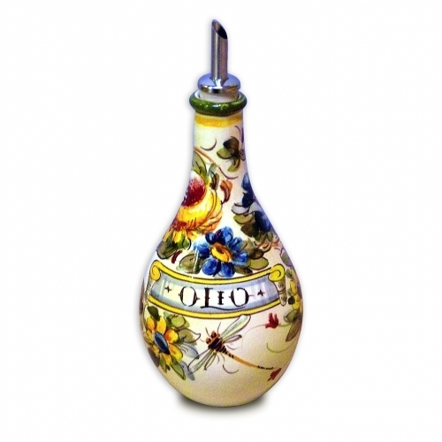 Toscana Fiori Oil Bottle