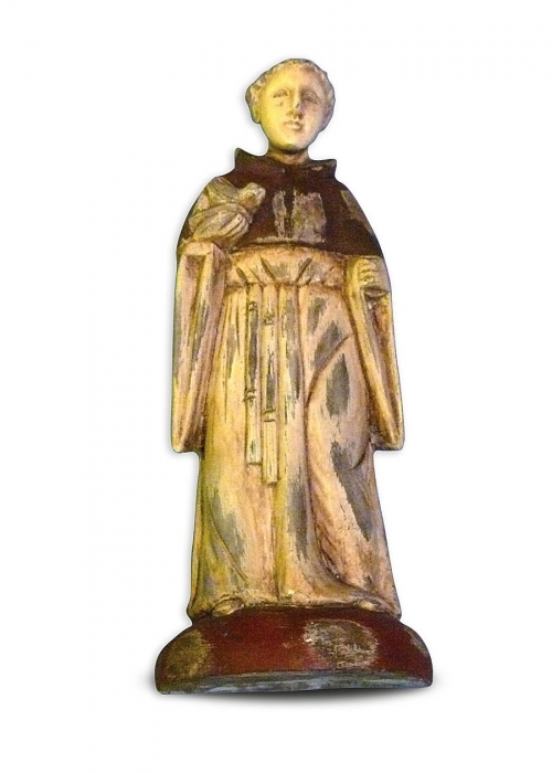St. Nicholas Wooden Saint